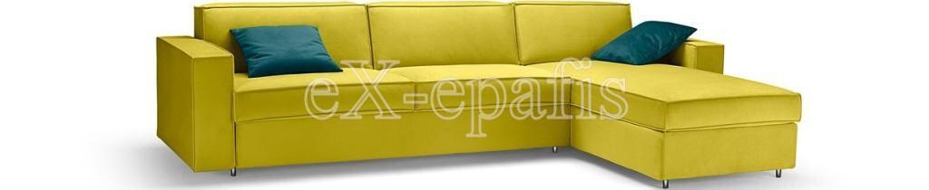 καναπές γωνιακός με κρεβάτι bang nocits banner