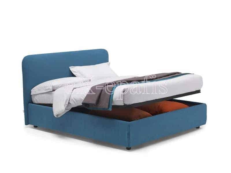 κρεβάτι διπλό με αποθηκευτικό χώρο emily noctis (2)