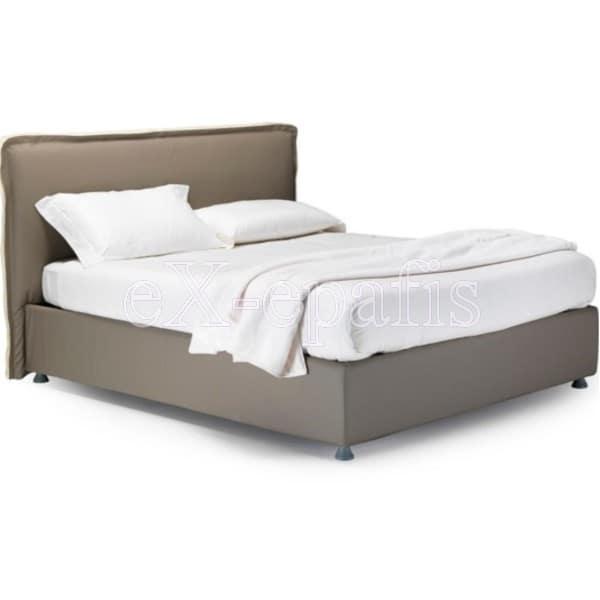 κρεβάτι διπλό με αποθηκευτικό χώρο giove noctis (3)