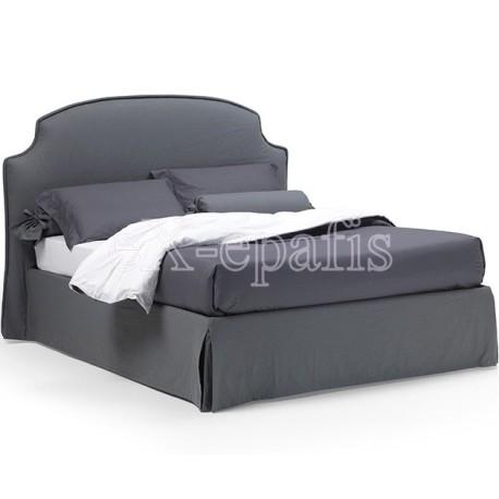 κρεβάτι διπλό με αποθηκευτικό χώρο iris noctis (2)