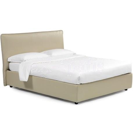 κρεβάτι διπλό με αποθηκευτικό χώρο luana noctis (3)