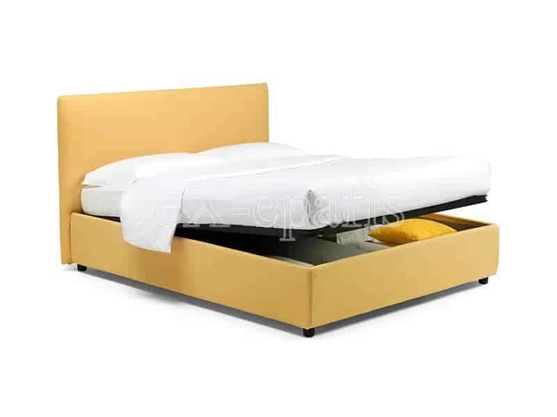κρεβάτι διπλό με αποθηκευτικό χώρο manuel noctis (2)