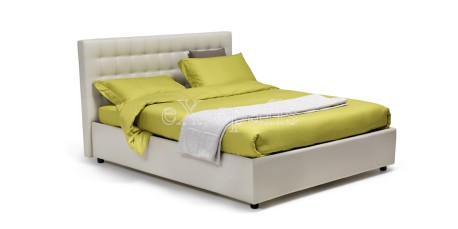 κρεβάτι διπλό με αποθηκευτικό χώρο venere noctis (1)