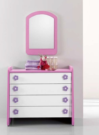 baby103 colombini βρεφική τουαλέτα με καθρέπτη