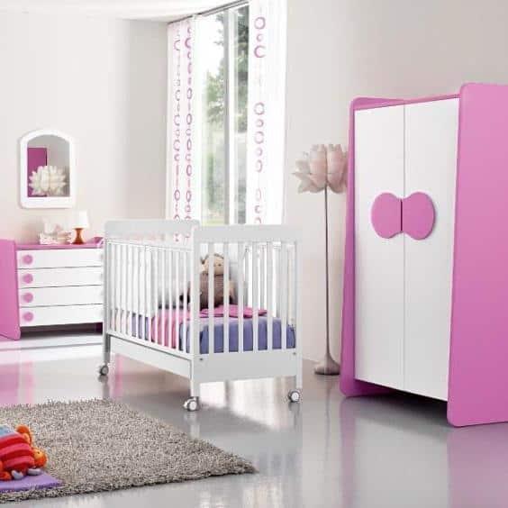 Βρεφικό Δωμάτιο Baby103 Colombini