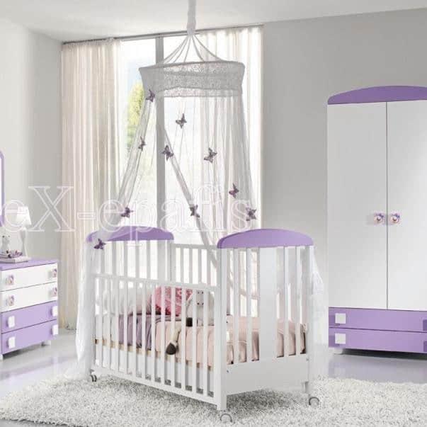 Βρεφικό Δωμάτιο Baby104 Colombini