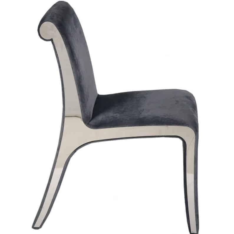 καρέκλα τραπεζαρίας no52inox proteas (1)