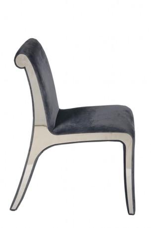 καρέκλα τραπεζαρίας no52inox proteas