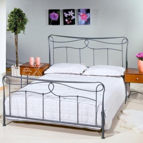 μεταλλικό κρεβάτι έλενα 101 (1)