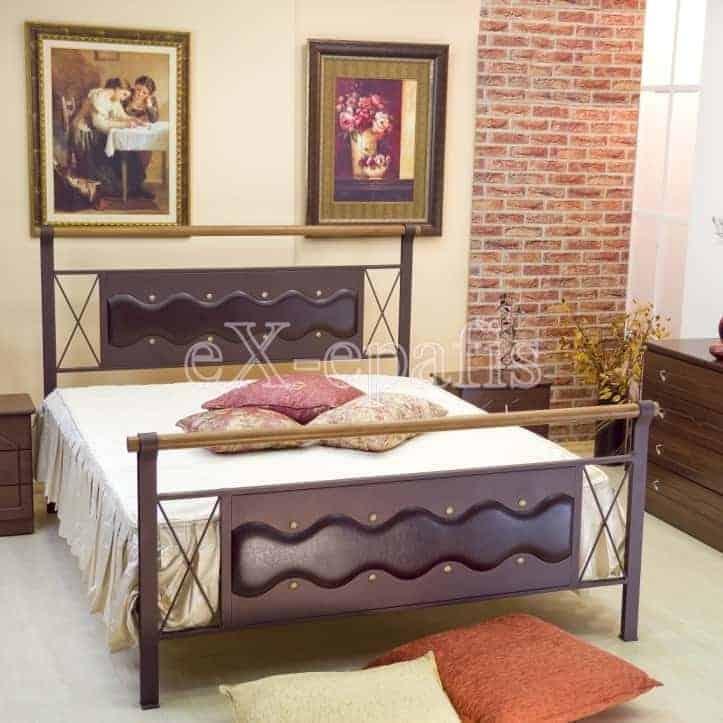 μεταλλικό κρεβάτι καλλιόπη 106 (1)