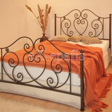 μεταλλικό κρεβάτι μελέτη 126 (1)