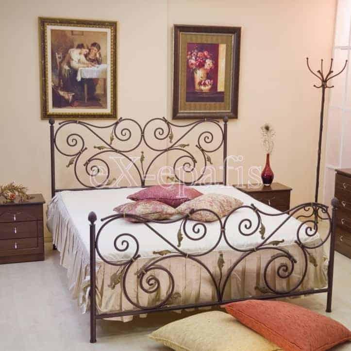 μεταλλικό κρεβάτι ουρανία 116 (1)