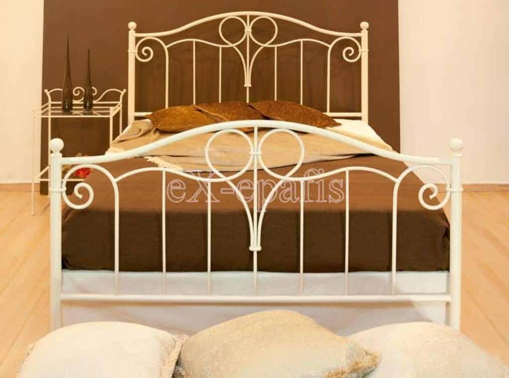μεταλλικό κρεβάτι ρωξάνη 134 (2)
