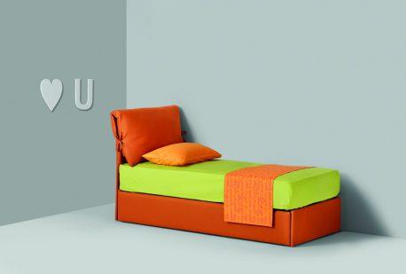 Καναπές Κρεβάτι Benefit Linea Strom