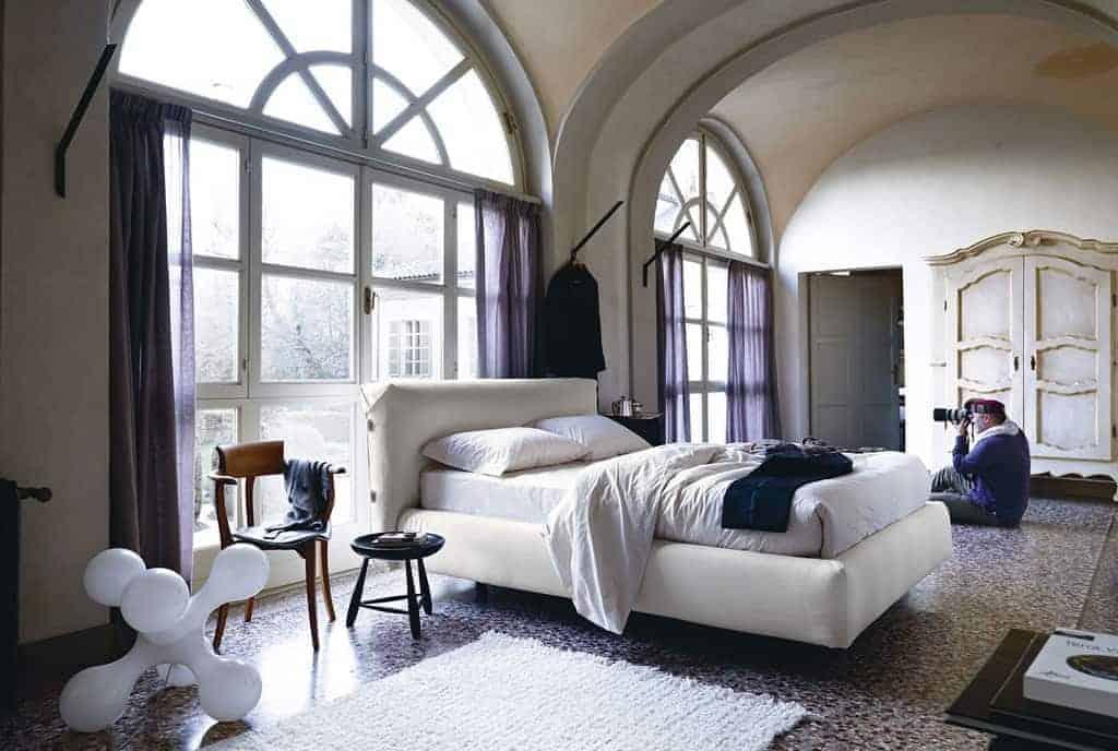 Κρεβάτι Allan Noctis με Αποθηκευτικό Χώρο