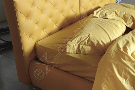 Κρεβάτι Phill Capitonne Noctis - Καπιτονέ στο Κεφαλάρι