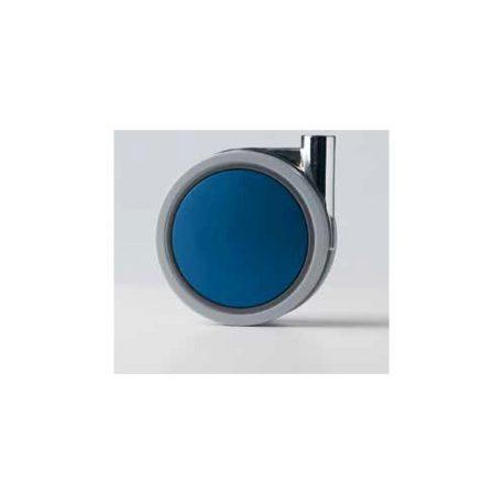 Πόδια Ρόδες για Κρεβάτια Noctis Χρώμα Μπλε