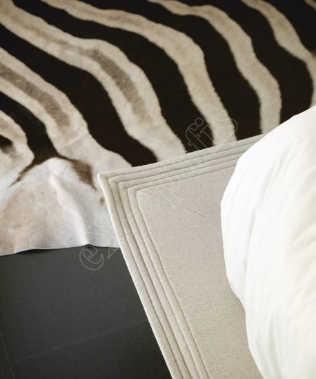 Κρεβάτι Flamingo Noctis - Επένδυση Ραφές
