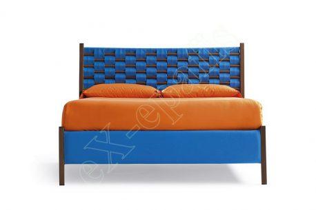 Κρεβάτι Joe Noctis - Σκελετός Wenge Χρώμα