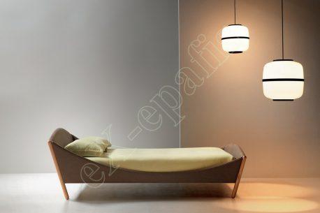 Κρεβάτι Lullaby Modern Noctis