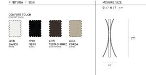 Καλόγερος Ρούχων Stick Target Point - Διαστάσεις & Χρώματα