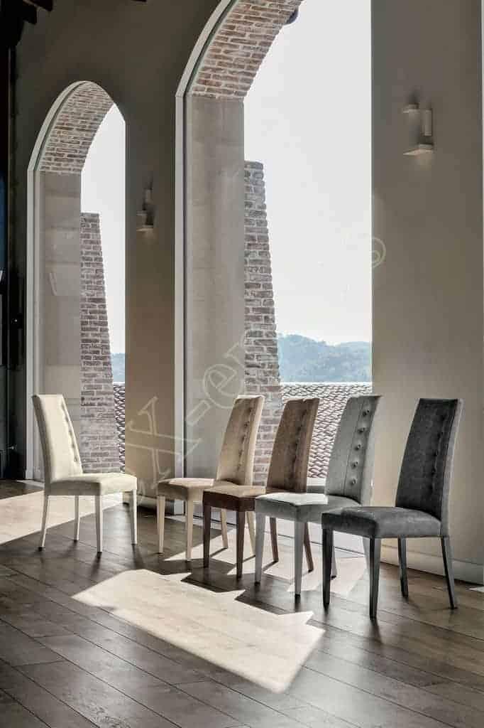 Καρέκλα Τραπεζαρίας Bellinzona Target Point