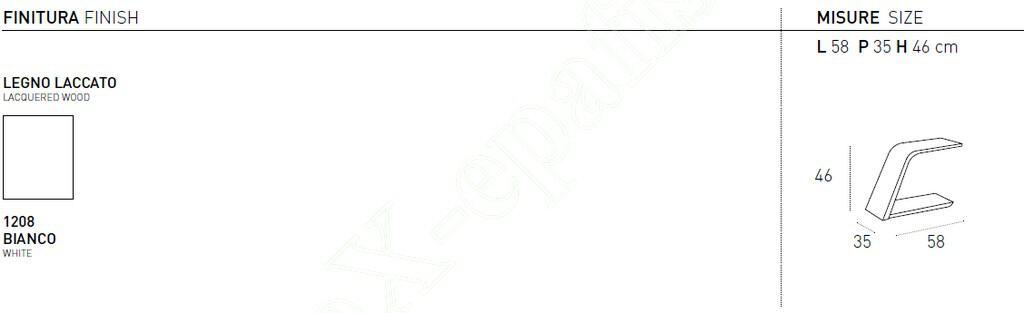 Κομοδίνο Jump Target Point - Χρώμα & Διαστάσεις