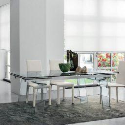 Τραπέζι Crystal Plus Target Point