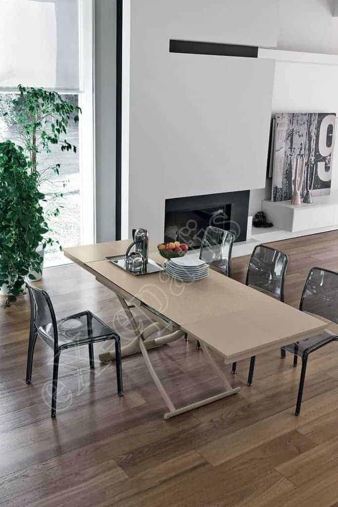 Τραπέζι Κουζίνας Dione Plus Target Point