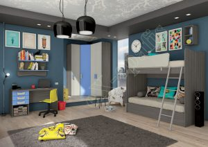 Kids Bedroom Target C104 Colombini