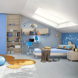 Kids Bedroom Target C107 Colombini