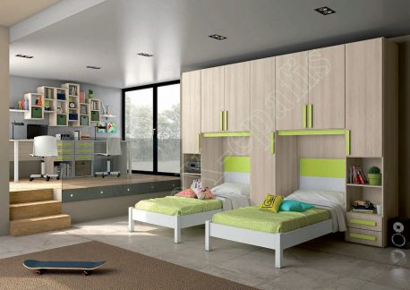 Kids Bedroom Target P101 Colombini