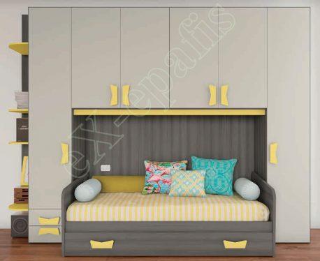 Kids Bedroom Target P102 Colombini