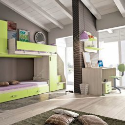 Kids Bedroom Target P103 Colombini