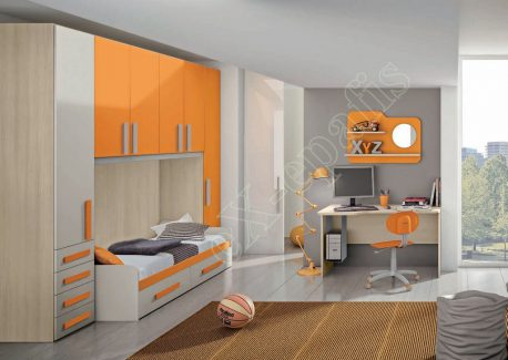 Kids Bedroom Target P105 Colombini