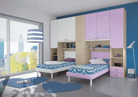 Kids Bedroom Target P106 Colombini