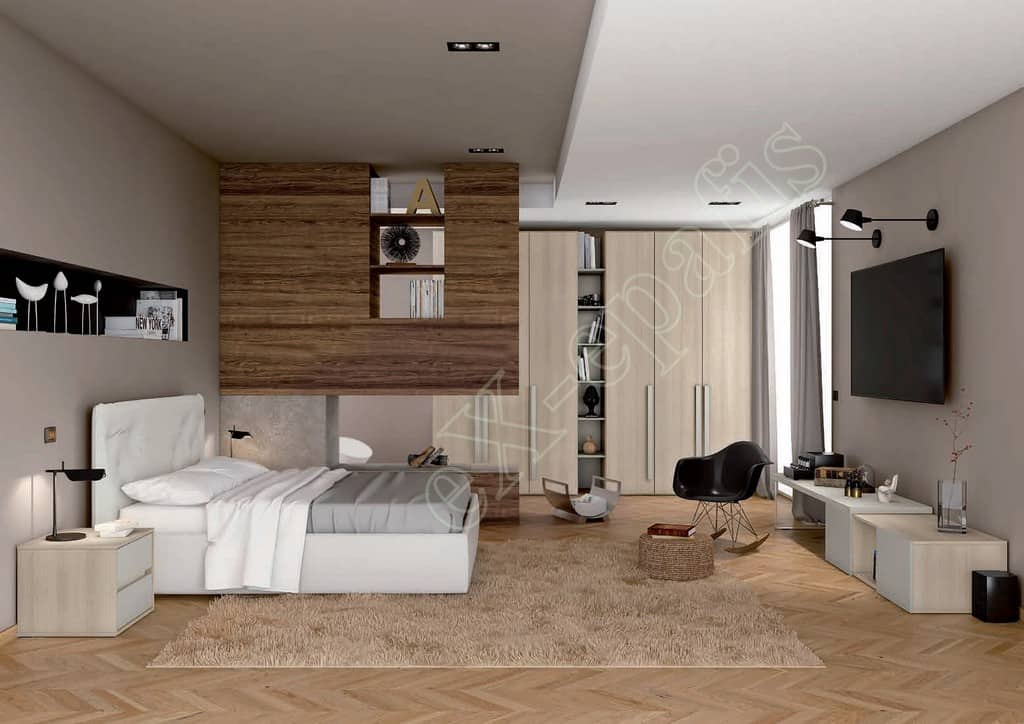 Master Bedroom Target M103 Colombini