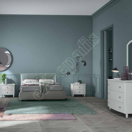 Bedroom Set Colombini Arcadia AM104