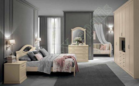 Bedroom Set Colombini Arcadia AM115