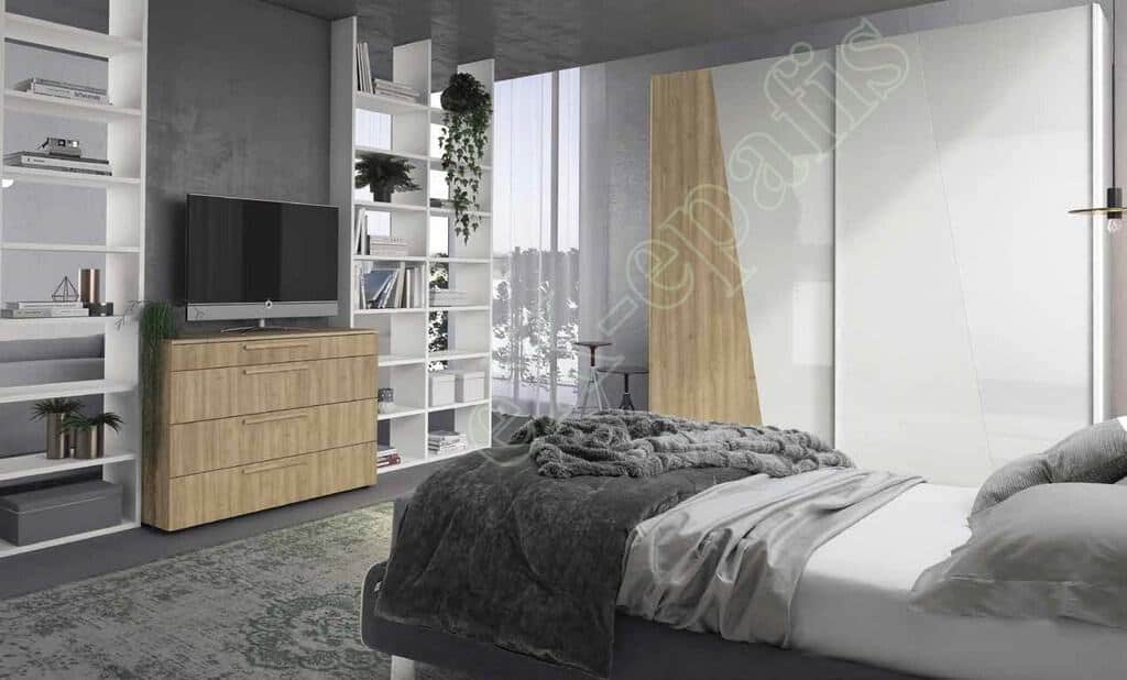 Bedroom Set Colombini Golf M105