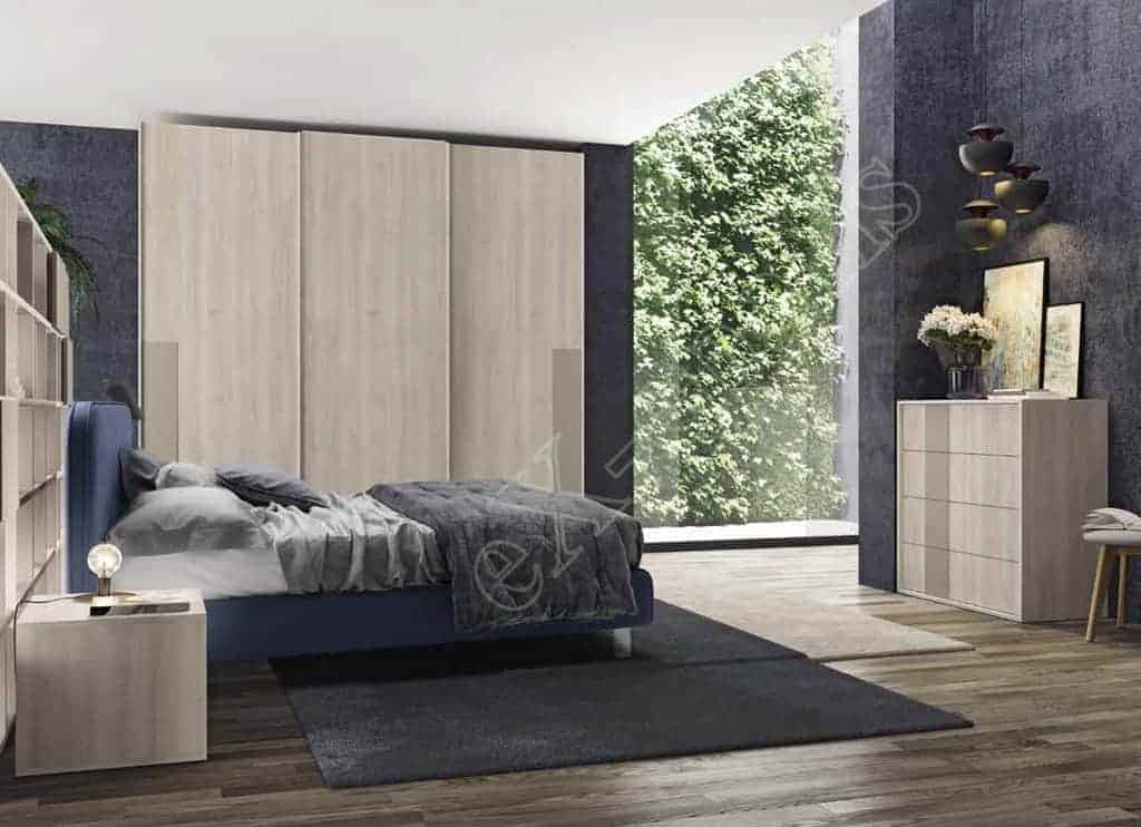 Bedroom Set Colombini Golf M108