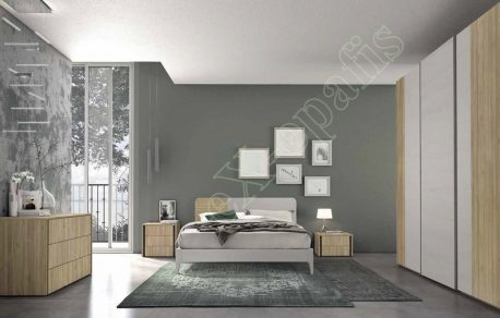 Bedroom Set Colombini Golf M111