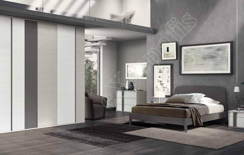 Bedroom Set Colombini Golf M115