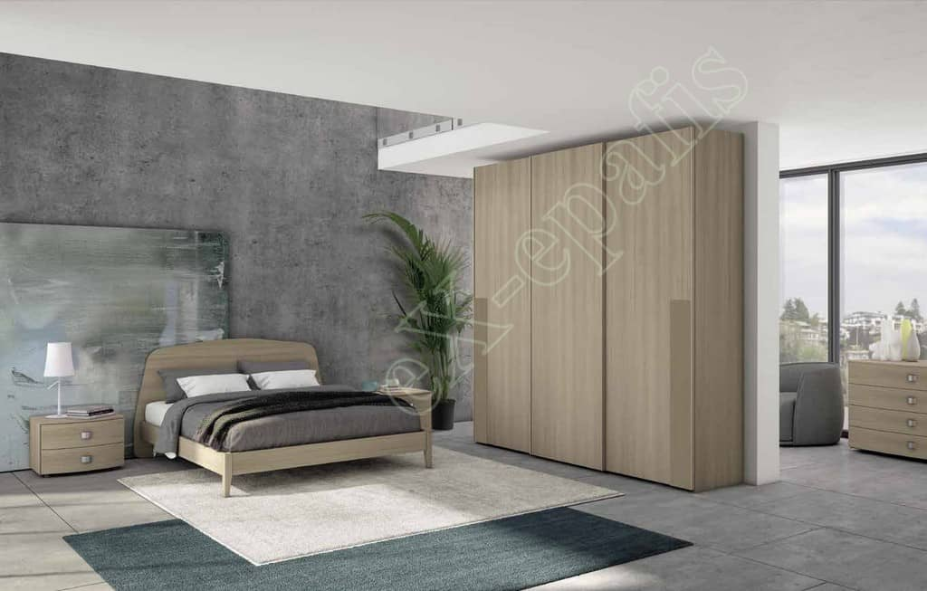 Bedroom Set Colombini Golf M125