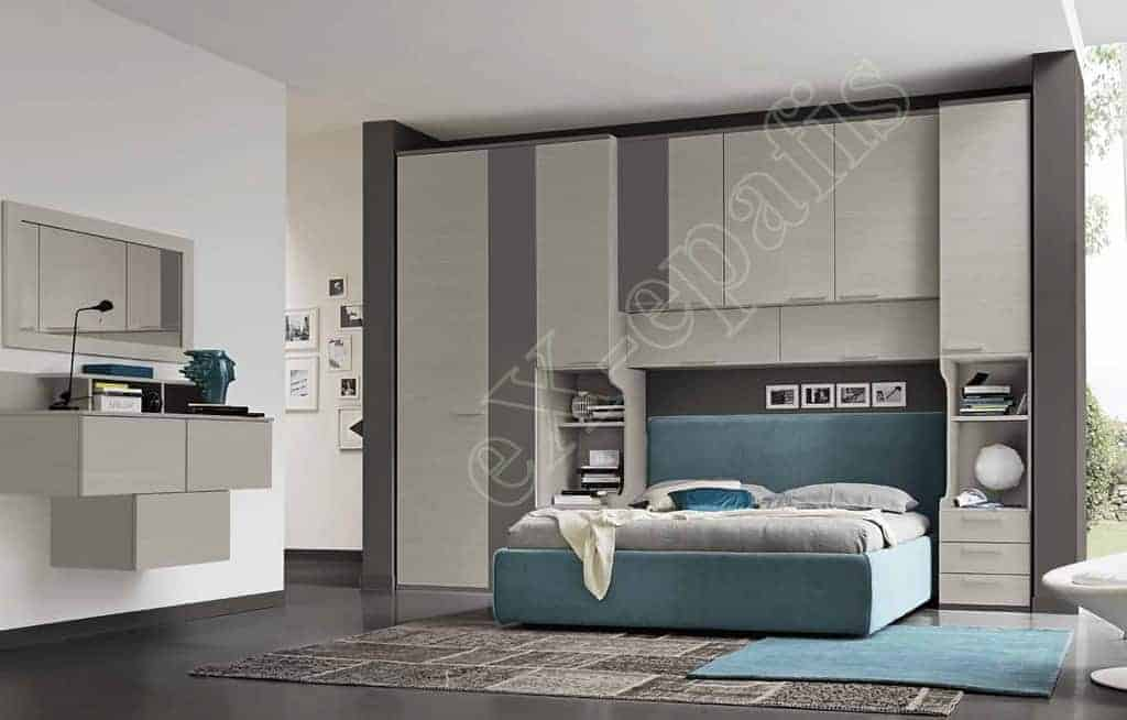 Bedroom Set Colombini Golf M128