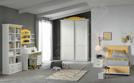 Kids Bedroom Colombini Arcadia AC104
