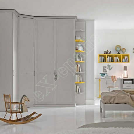 Kids Bedroom Colombini Arcadia AC105