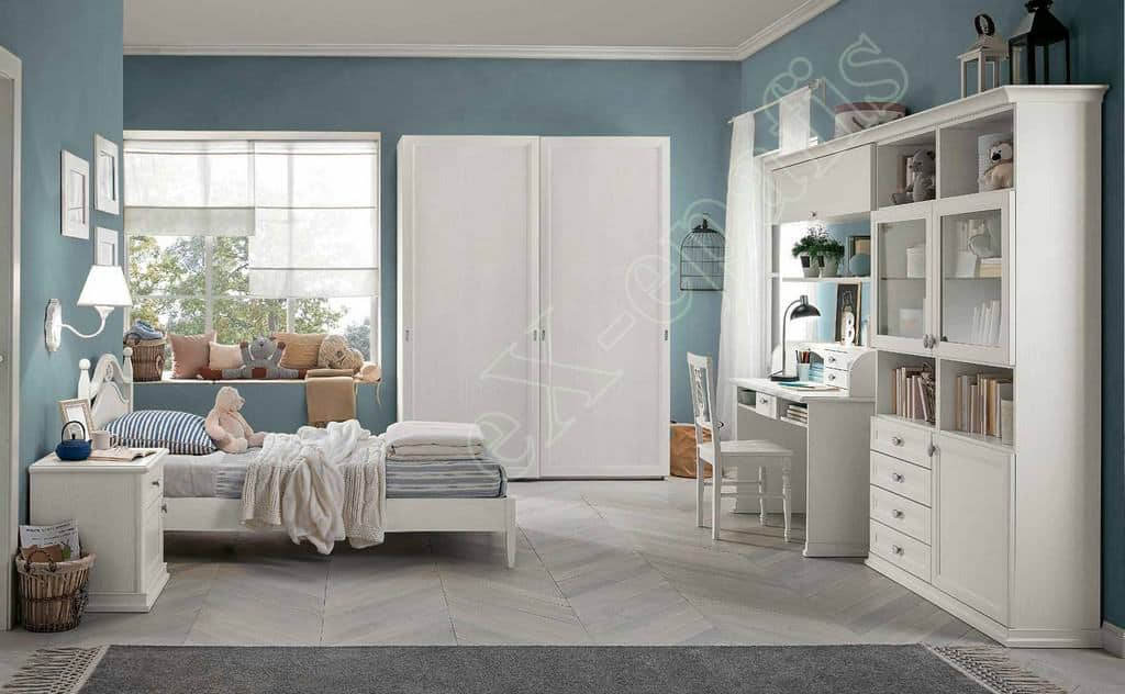 Kids Bedroom Colombini Arcadia AC108