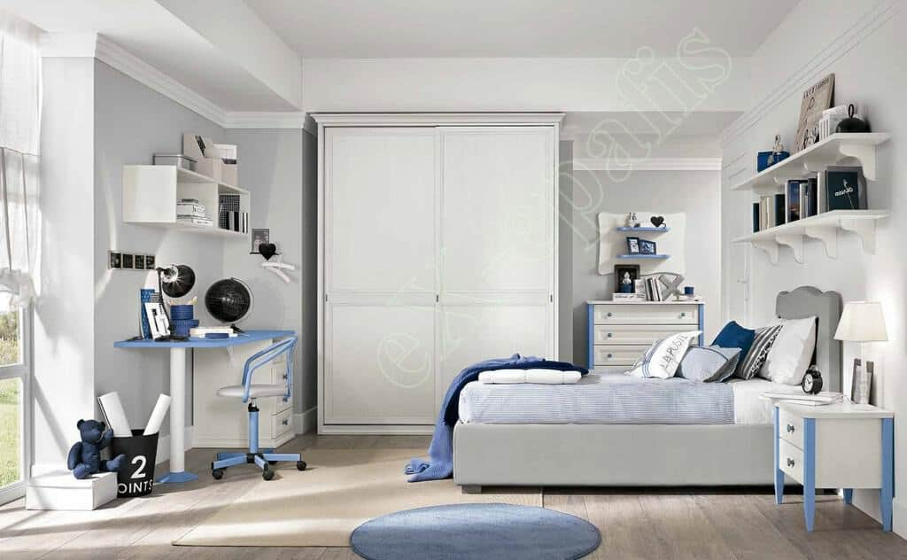 Kids Bedroom Colombini Arcadia AC117
