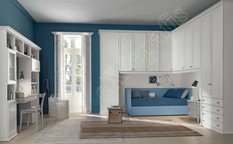 Kids Bedroom Colombini Arcadia AC118